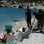 Filming Last Summer at Bluefish Cove
