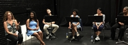 Staged Reading Son of Soil